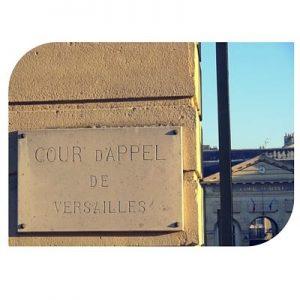 Postulant Cour d'appel Versailles