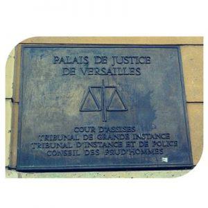 Postulant à Versailles